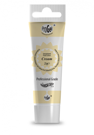 ProGel Concentrated Colour - Cream